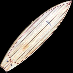 Clearwood-Paddleboard-Exploder-performance-shortboard-SUP-fishbone-framework-kit-2