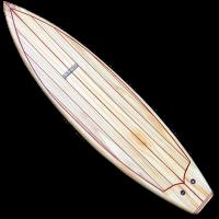 Exploder performance shortboard SUP fishbone framework kit