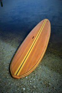 Ken Marvel handmade paddleboard