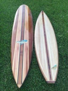 Ken Marvel handmade paddleboards