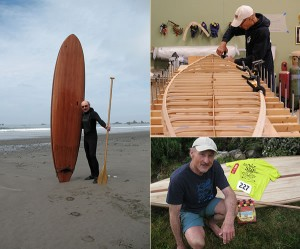 Randy Bogardus, Artist, Shaper and Woodworker
