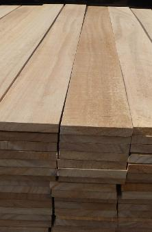paulownia lumber and strips for building hollow wood stand up paddle boards (SUPs) and surf boards