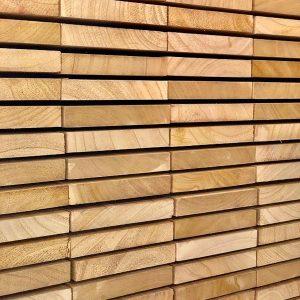 Paulownia wood planks